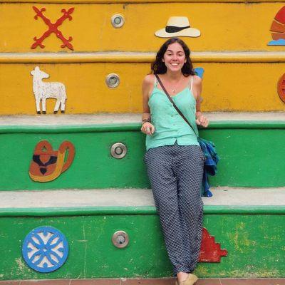 Flora Baker Learn Spanish Challenge