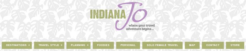 Indiana Jo Blog
