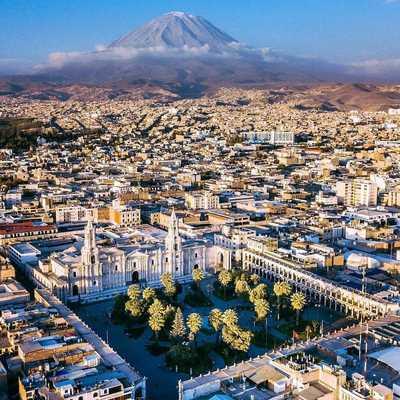 Learn Spanish in Arequipa