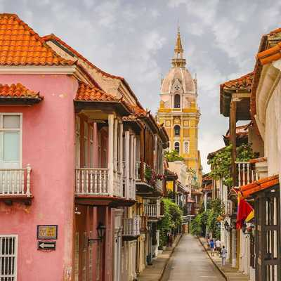 Study Spanish in Cartagena Colombia