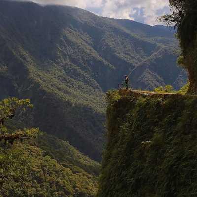 Yungas Road Bolivia