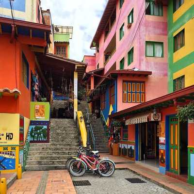 Guatape Spanish School Medellin