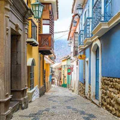 Learn Spanish in La Paz