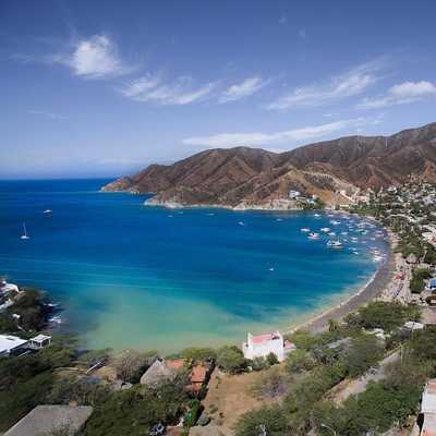 Party in Taganga Colombia